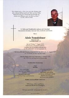 Alois Sonnleitner