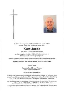 Kurt Jorda