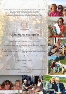 Anna Maria Stumpner