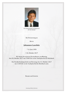Johannes Laschitz