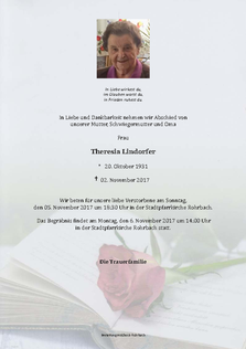 Theresia Lindorfer