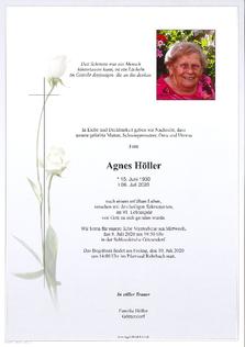 Agnes Höller