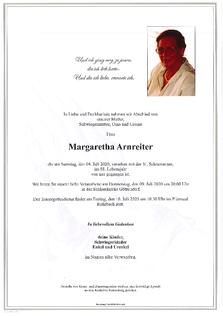Margaretha Arnreiter