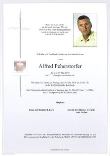 Alfred Peherstorfer