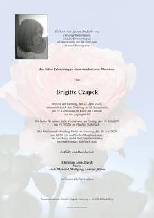 Brigitte Czapek