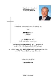 Zita Schiffner