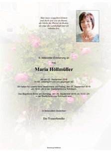 Maria Hoellmueller