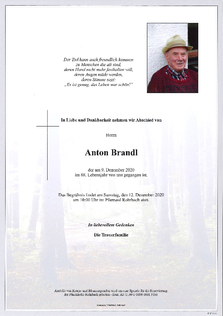 Anton Brandl