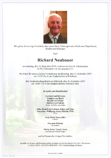 Richard Neubauer