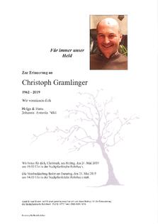 Christoph Gramlinger