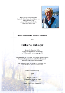 Erika Nathschläger