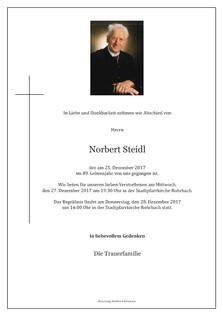 Norbert Steidl