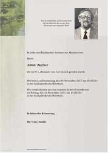 Anton Döpfner