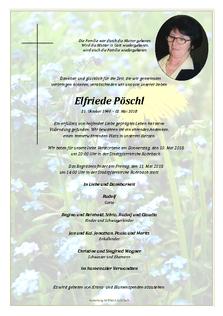 Elfriede Pöschl