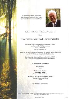 Wilfried Dunzendorfer