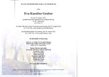 Eva Karoline Gruber