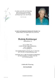 Hedwig Keinberger